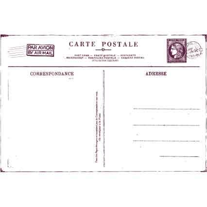 stampo maxi postkaart